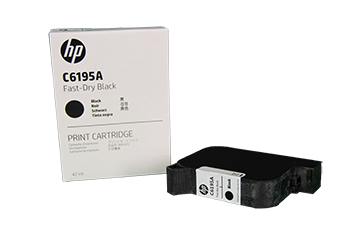HP Fast Dry Black Ink Cartridge
